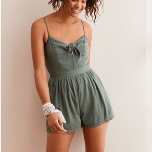 Aerie | Top Knit Romper